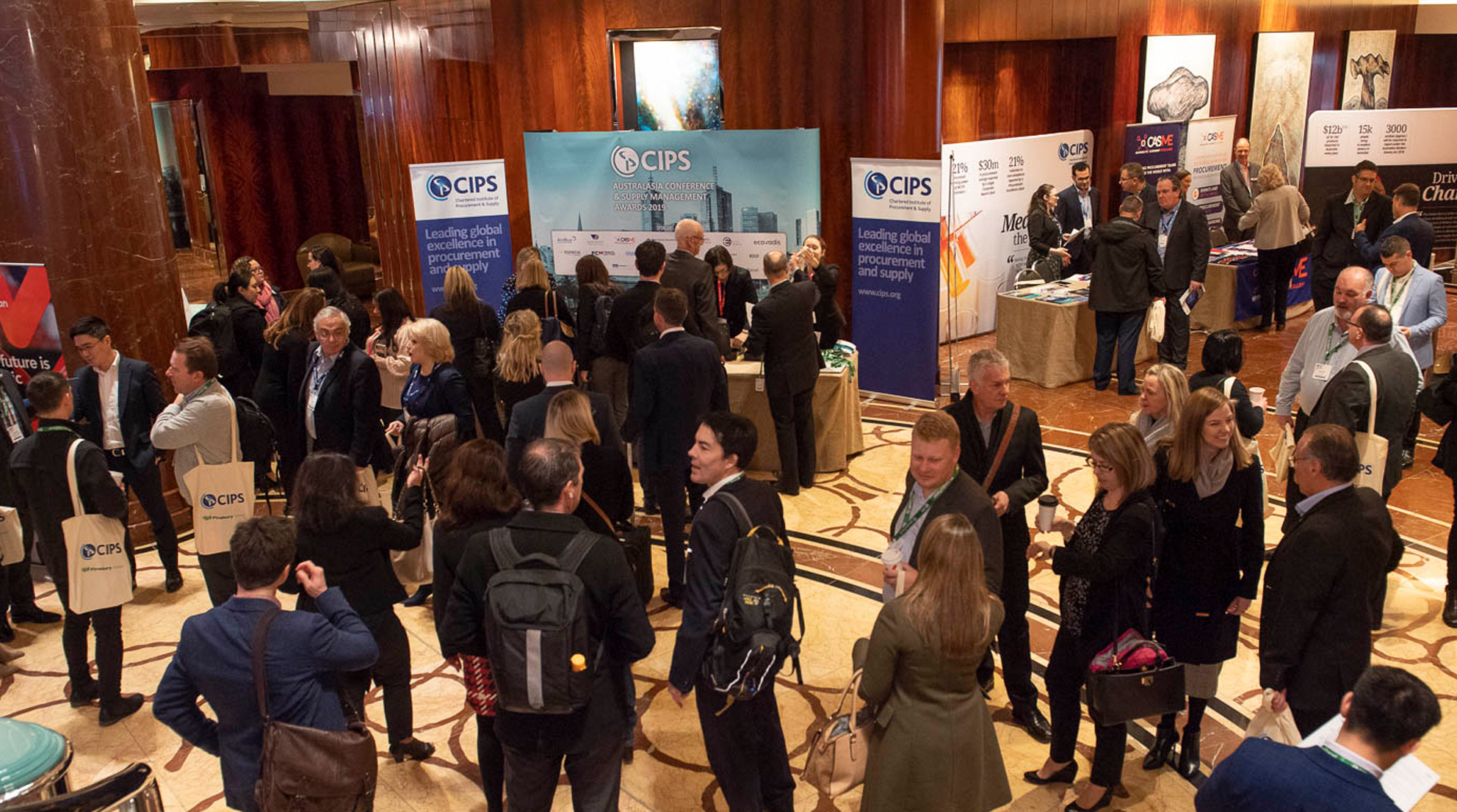 CIPS Conference networking