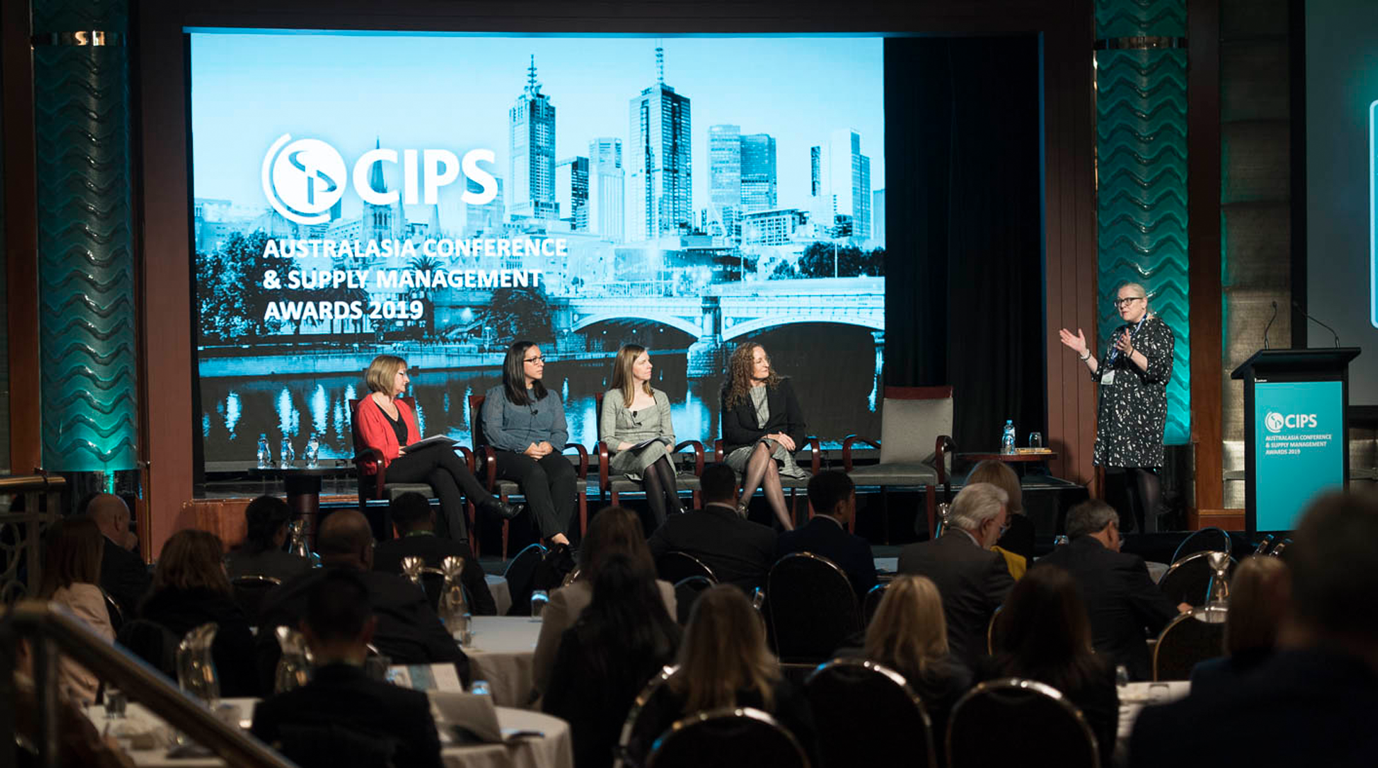CIPS Conference panel